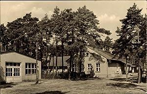 Ansichtskarte / Postkarte Heidesee, Blick auf Pionierlager