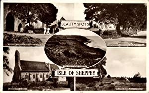 Ansichtskarte / Postkarte Isle of Sheppey South