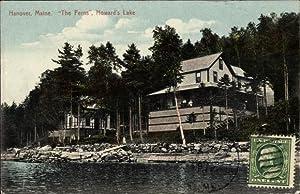Ansichtskarte / Postkarte Hanover Maine USA, The
