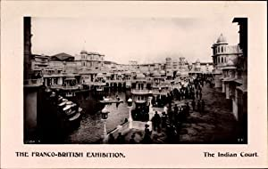 Ansichtskarte / Postkarte London City, The Franco