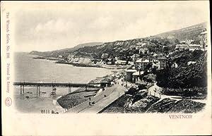 Ansichtskarte / Postkarte Ventnor Isle of Wight