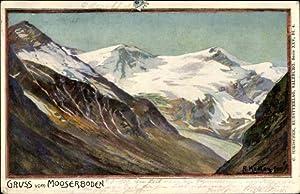 Künstler Ansichtskarte / Postkarte Heckley, R., Kaprun