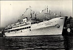 Ansichtskarte / Postkarte Dampfschiff MB Jedinstvo, Jadrolinija,