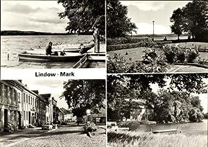 Ansichtskarte / Postkarte Lindow in der Mark,