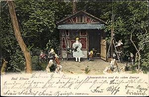 Ansichtskarte / Postkarte Salzelmen Schönebeck an der