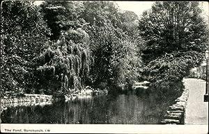 Ansichtskarte / Postkarte Bonchurch Isle of Wight