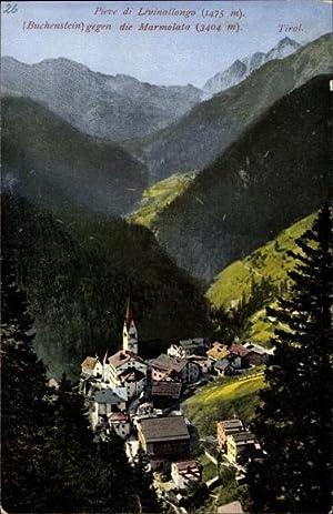 Ansichtskarte / Postkarte Livinallongo del Col di