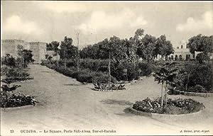 Ansichtskarte / Postkarte Oudjda Oujda Marokko, Le