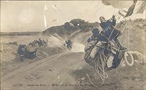 Künstler Ansichtskarte / Postkarte Arus, R., Le