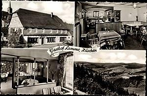 Ansichtskarte / Postkarte Züschen Winterberg im Hochsauerlandkreis,