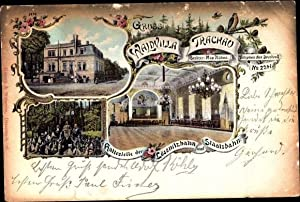 Ansichtskarte / Postkarte Dresden Nordost Weißer Hirsch,