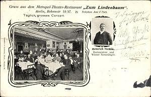 Ansichtskarte / Postkarte Berlin Mitte, Metropol Theater