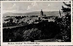 Ansichtskarte / Postkarte Korbach in Hessen, Ortschaft