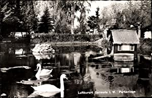 Ansichtskarte / Postkarte Germete Warburg im Kreis
