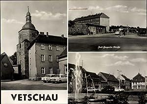 Ansichtskarte / Postkarte Vetschau im Spreewald, Juri