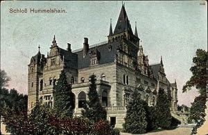 Ansichtskarte / Postkarte Hummelshain Thüringen, Blick auf