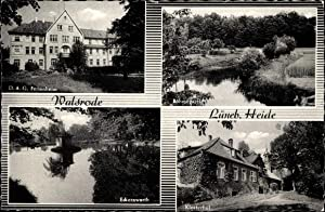 Ansichtskarte / Postkarte Walsrode im Heidekreis, D.
