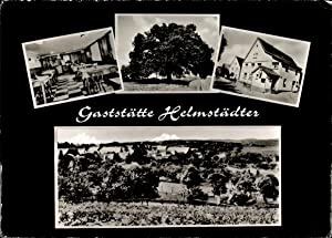 Ansichtskarte / Postkarte Momart Bad König Odenwald,