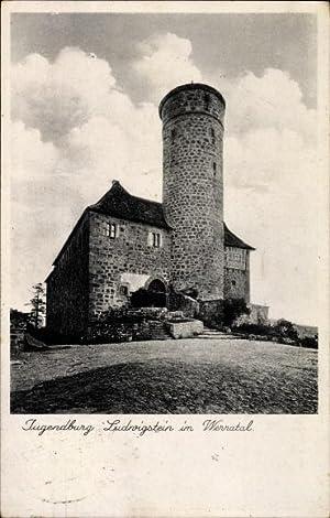 Ansichtskarte / Postkarte Witzenhausen im Werra Meißner