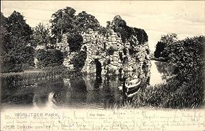 Ansichtskarte / Postkarte Oranienbaum Wörlitz im Kreis