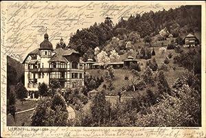 Ansichtskarte / Postkarte Bad Liebenzell im Schwarzwald,