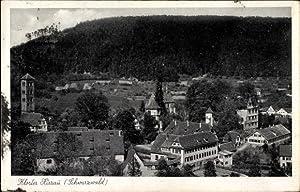 Ansichtskarte / Postkarte Hirsau Calw in Baden