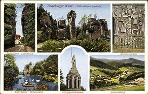 Ansichtskarte / Postkarte Horn Bad Meinberg Kreis