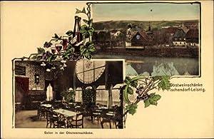 Ansichtskarte / Postkarte Fischendorf Leisnig an der