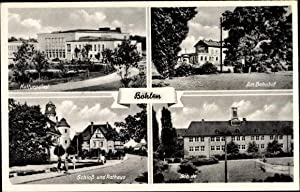 Ansichtskarte / Postkarte Böhlen Grimma in Sachsen,