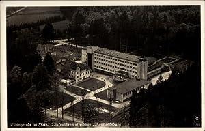 Ansichtskarte / Postkarte Elbingerode Oberharz am Brocken,