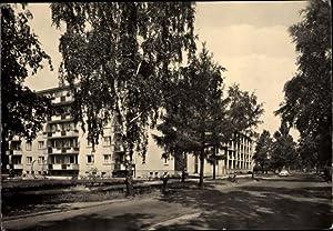 Ansichtskarte / Postkarte Rathenow im Havelland, Partie