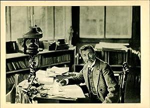 Künstler Ansichtskarte / Postkarte Ilya Repin at