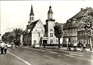 Ansichtskarte / Postkarte Coswig Coswig an der