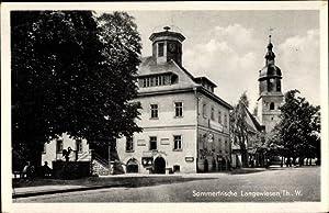 Ansichtskarte / Postkarte Langewiesen im Ilm Kreis