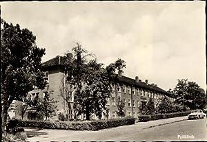 Ansichtskarte / Postkarte Meuselwitz Kreis Altenburg, Blick