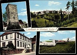 Ansichtskarte / Postkarte Lohrbach Mosbach im Neckar