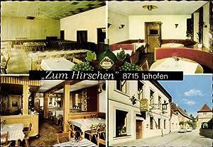 Ansichtskarte / Postkarte Iphofen im Kreis Kitzingen