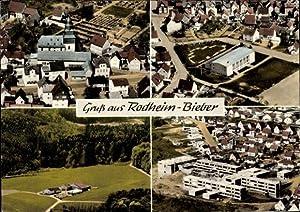 Ansichtskarte / Postkarte Rodheim Bieber Biebertal in