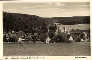 Ansichtskarte / Postkarte Friedenweiler bei Neustadt Bernau