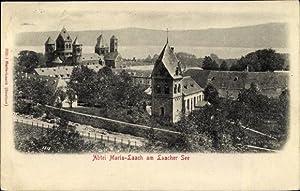 Relief Ansichtskarte / Postkarte Mendig im Landkreis