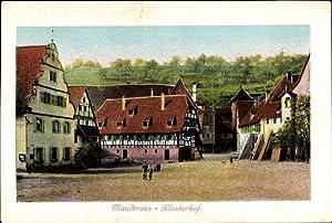 Ansichtskarte / Postkarte Maulbronn im Enzkreis Baden
