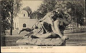 Ansichtskarte / Postkarte Liège Lüttich Wallonien, Expo