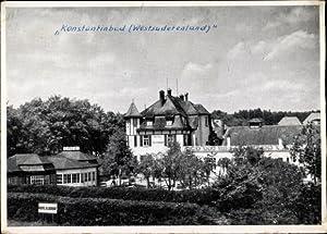Ansichtskarte / Postkarte Konstantinovy Konstantinsbad Reg. Pilsen,