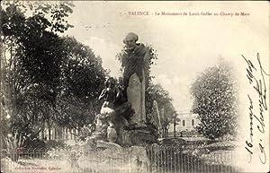 Ansichtskarte / Postkarte Valence Drôme, Le Monument