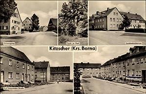Ansichtskarte / Postkarte Kitzscher im Kreis Leipzig,