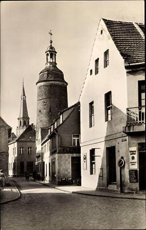 Ansichtskarte / Postkarte Prettin Annaburg im Kreis