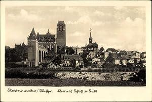 Ansichtskarte / Postkarte Kwidzyn Marienwerder Westpreußen, Blick