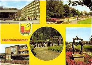 Ansichtskarte / Postkarte Stalinstadt Eisenhüttenstadt, Juri Gagarin