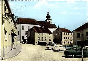 Ansichtskarte / Postkarte Oberviechtach in der Oberpfalz,