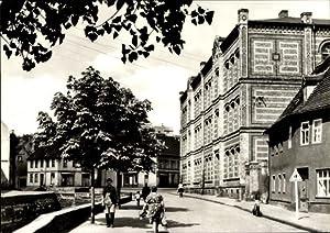 Ansichtskarte / Postkarte Lutherstadt Eisleben in Sachsen
